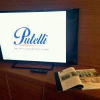 Putelli in edicola con Dentro Casa Design