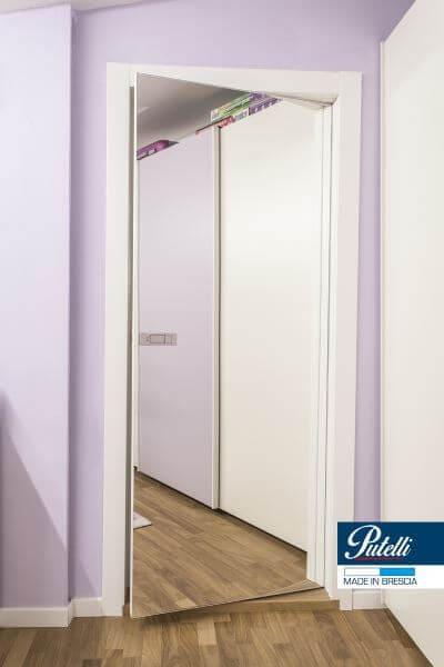 Porte interne quali scegliere - Porte con specchio ...